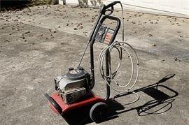 205MZ Briggs Stratton Pressure Washer