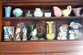 Antique pottery.