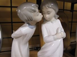 Spanish Porcelain by Lladro