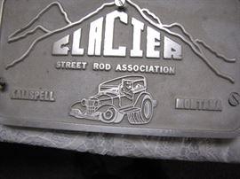 Galcier Hot Rod Association Plague Kalispell, MT
