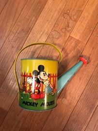 Ohio Art Mickey Mouse watering can