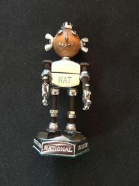 National Screw Mfg.  Cleveland robot