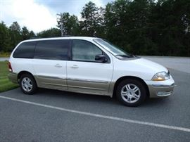 2001 Ford Windstar Van - 145,000 Miles - 3.8