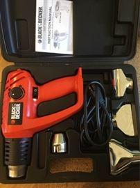 WWW006 Black & Decker Heat Gun