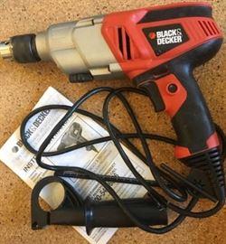 WWW009 Corded Black & Decker Drill