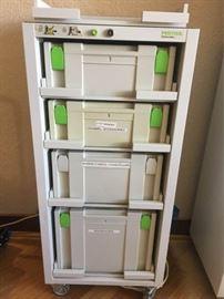 WWW012 Four Box Festool Tool Box
