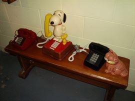 Snoopy Telephone