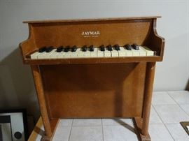 JayMar Toy Piano