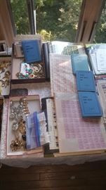 Stamps, Stamps and More Stamps  UN Used!!