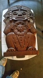 Better picture of wood carving