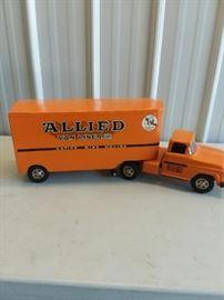 Allied toy truck