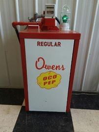 Owens pump