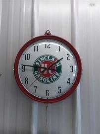 Sinclair clock