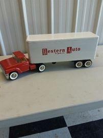 Western auto truck