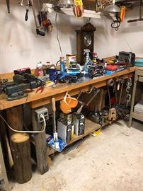 garge tools