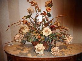 Floral Silk Centerpiece