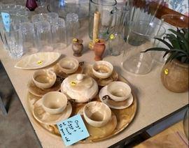 Egyptian coffee set