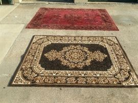 Brand New Imported Antique Persian Rugs,  All  worth $ 899. Each. Price does Include delivery and set up. HIGHEST phone BID takes it. BEST bid so far is $ 500.00. Each, Buy these cheap and sell for a major profit later!