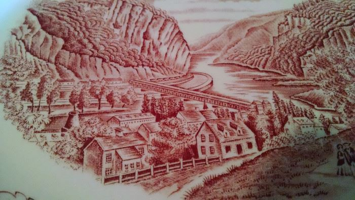 CLOSE-UP..CURRIER & IVES