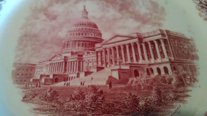 CLOSE-UP..THE CAPITOL