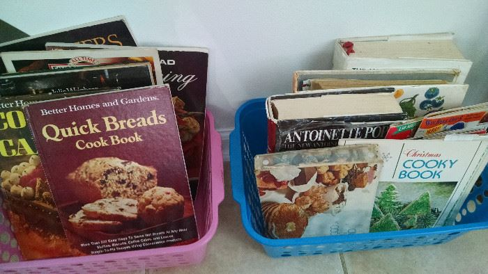MORE....GREAT COOK BOOKS