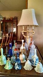 ANTIQUE BELL COLLECTION