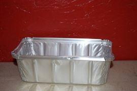 300 Pactiv Aluminum Loaf Pans