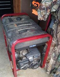 Briggs 5500 generator