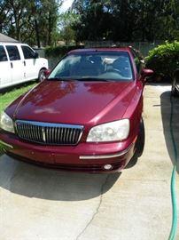2004 Hyundai 128,000 miles