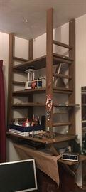 bookcasehangingdark