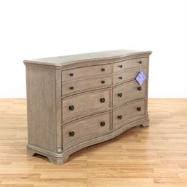 """ONE ALLIUM WAY"" PAREDES 6 DRAWER LONG DRESSER"