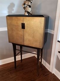 Gorgeous Baker designer bar pc  from the Bill Sofield Collection.  Asking $3000 (negotiable) Originally more than $11000. Selling for much less! Please also see console from the same set