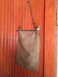 Vintage Automobile Desert Water Bag