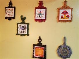 Various trivets