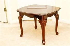 Colonial Style Cocktail Table