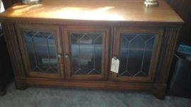 Leaded cabinet