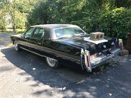 1970's Cadillac Fleetwood