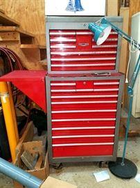 Craftsman tool drawer units