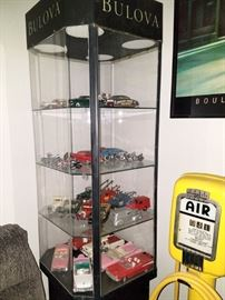 Die cast cars and trucks...