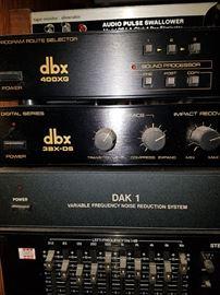 DBX, Dak electronics