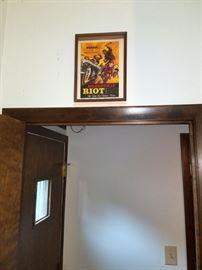 Vintage Dragstrip Riot lobby card