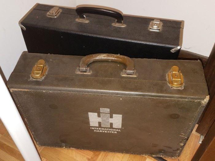 International Harvester briefcase