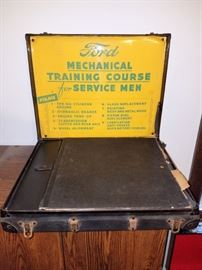 Vintage Ford Training course