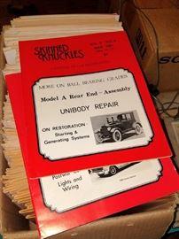 Vintage Skinned Knuckles auto resoration series