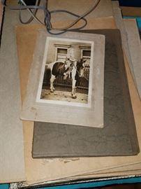 Vintage photos...cabinet cards