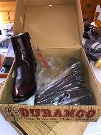 Brand new Durango boots.......
