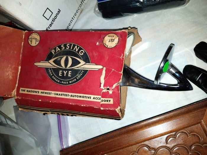Vintage Passing eye