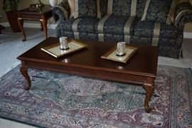 Coffee Table & Home Decor