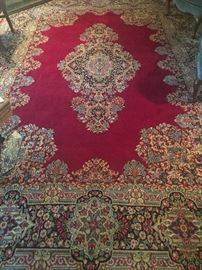 10x14.6  Persian Hand Knotted in Iran