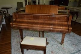 Weinbach Piano with Bench